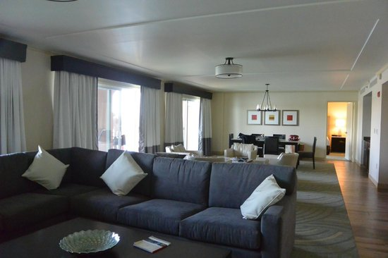 Lakeway Resort and Spa : Mansfield Suite