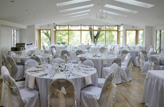 White Rose Inns : River View Room