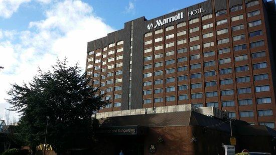 Glasgow Marriott Hotel: Marriott 2