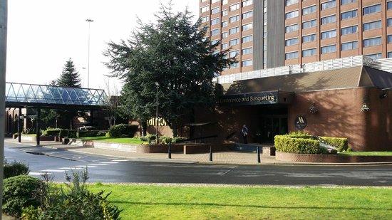 Glasgow Marriott Hotel: Marriott 1