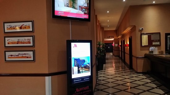 Glasgow Marriott Hotel: Marriott 3