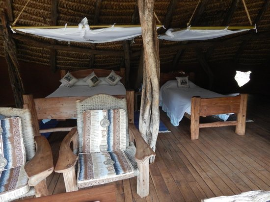 Il Ngwesi Lodge : Our room