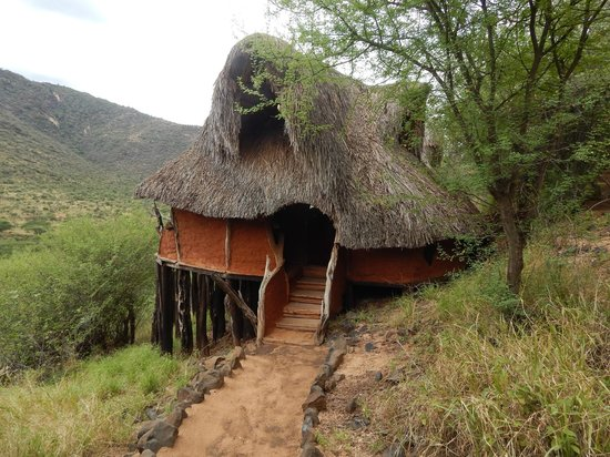 Il Ngwesi Lodge : Our abode