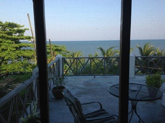 BlueBelize: room with a view!