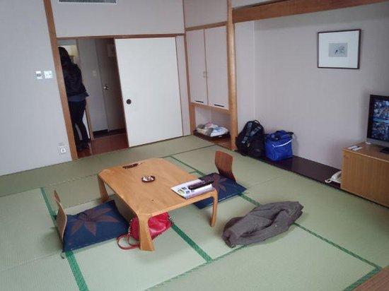 Shogetsu Grand Hotel : 和室1