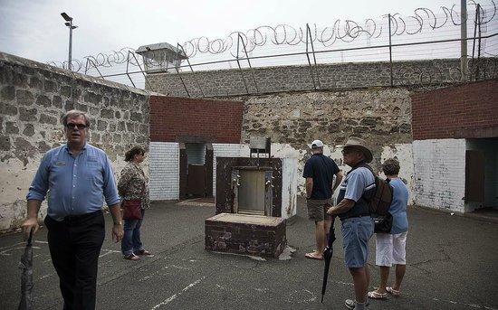 Fremantle Prison Tour Guides