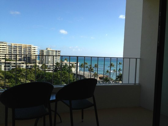 Lotus Honolulu at Diamond Head: View from our room #LotusHonolulu #View