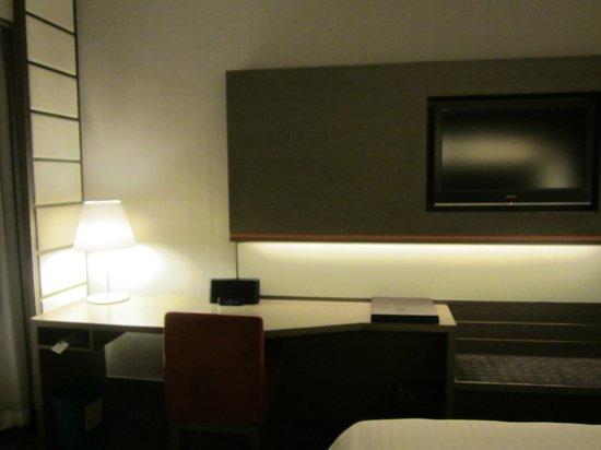 Novotel Hong Kong Nathan Road Kowloon : Room, Novotel Nathan Rd