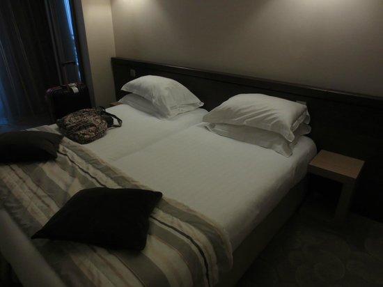 Le Grand Hotel de Normandie: ツインルーム