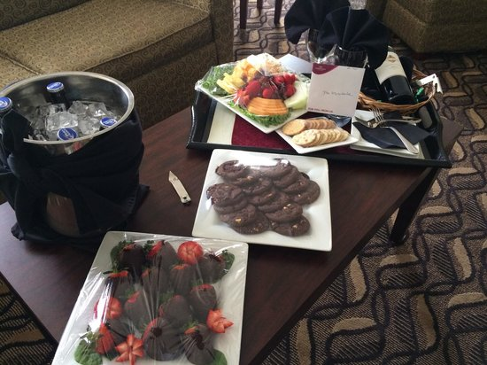 Crowne Plaza Austin: Great amenity