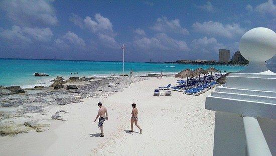 Hotel Riu Palace Las Americas : Beach