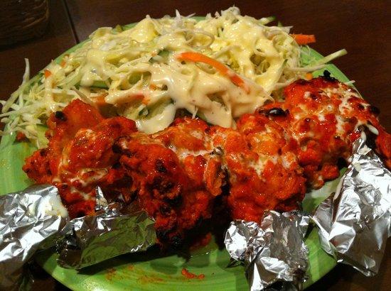 Spice Box: Tandoori Jinga