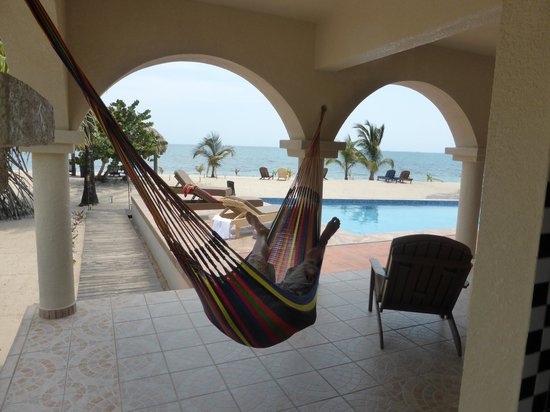 Mariposa Beach Suites : Relaxation at it's finest!