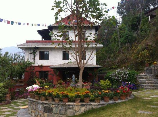 Chandra Ban Retreat: The resort