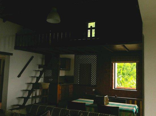 Chandra Ban Eco-Resort: Upper Building_Room
