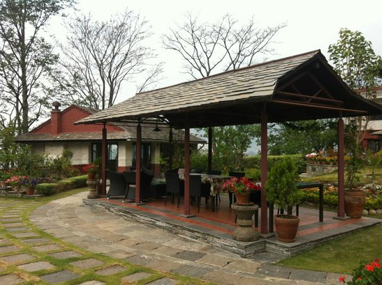Chandra Ban Retreat: Resort outdoors