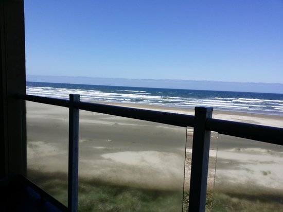 Driftwood Shores Resort & Conference Center: Balcony View