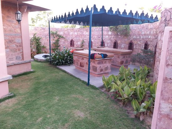 Tree of Life Resort & Spa Jaipur : personal spa