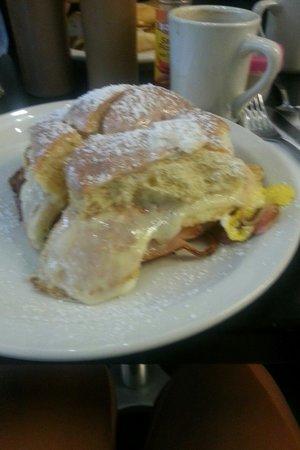 Pinky's West: Breakfast