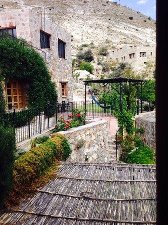 Refugio Romano: Rincones lindos
