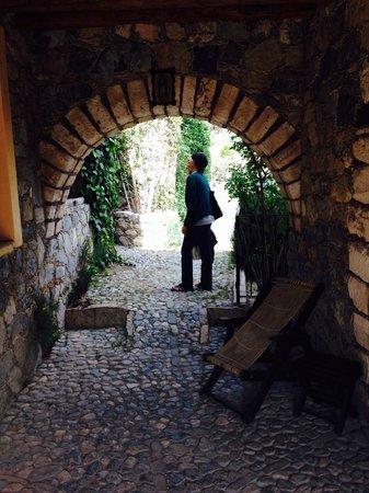 Refugio Romano: Un buen refugio