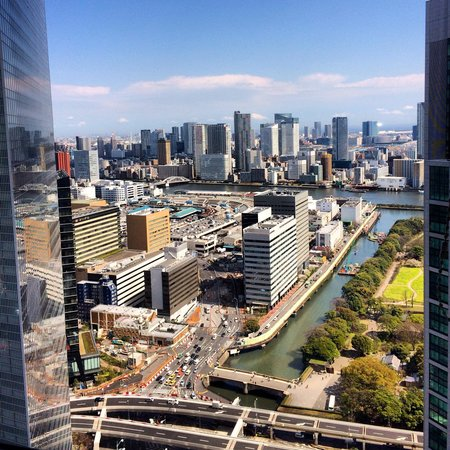 Royal Park Hotel The Shiodome, Tokyo: Royal Park Hotel the Shiodome