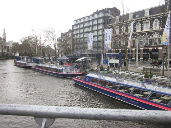 Park Hotel Amsterdam: Facade