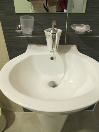 Hill House Hotel : The sink - quite unique