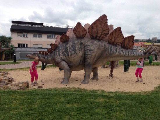 DinoPark Praha: Dino Park