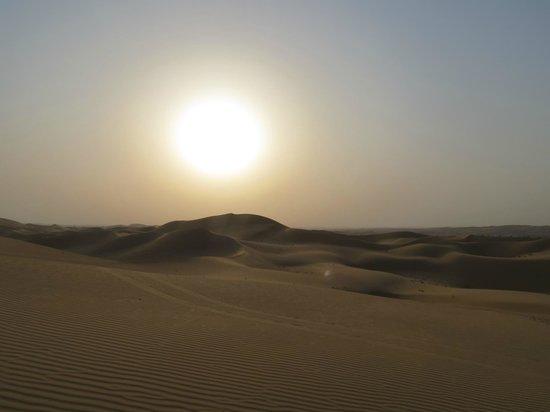 Al Badeyah Eyes Day Tours (ABET) Desert Safari: Desert Safari.