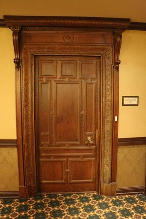Hotel Julien Dubuque : Exterior Suite door
