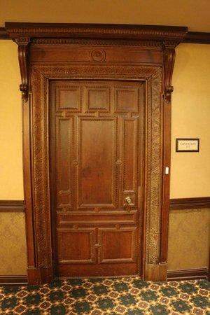 Hotel Julien Dubuque: Exterior Suite door