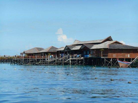 Scuba Junkie Mabul Beach Resort : Scuba Junkie