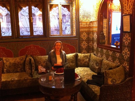 L'Etoile Centrale : Finally a real Moroccan Restaurant with an authentic atmosphere
