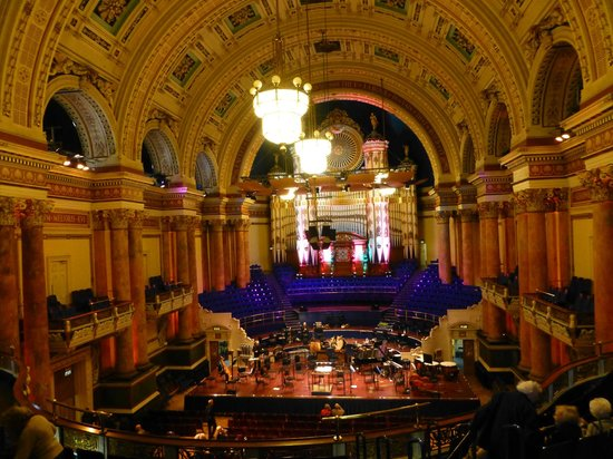 Leeds Town Hall: The magnificent pipe organ