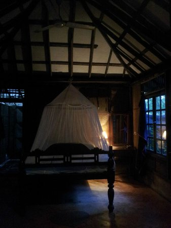 Bhakti Kutir: Inside Hut no. 12