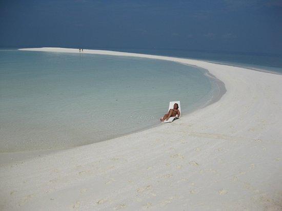 VOI Dhiggiri Resort : Dhiggiri-spiaggia