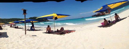 Mohsin Chalets : Long beach