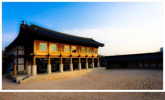 Millennium Palace Resort & Spa Ragung: Main building