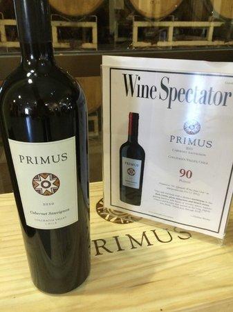 Veramonte Wine Tour