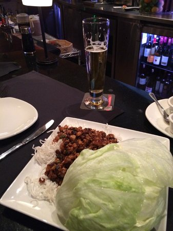 P.F. Chang's: Lettuce wraps entree mmm
