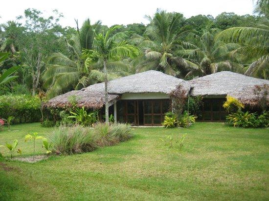 Paradise Cove Resort: vue de notre bungalow
