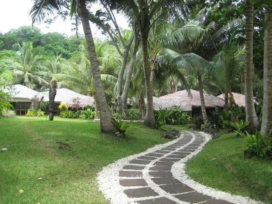 Paradise Cove Resort : Promenade dans le resort