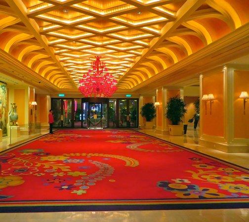 Wynn Macau : Lobby