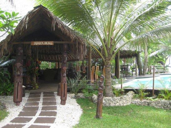 Paradise Cove Resort: Entrée du restaurant