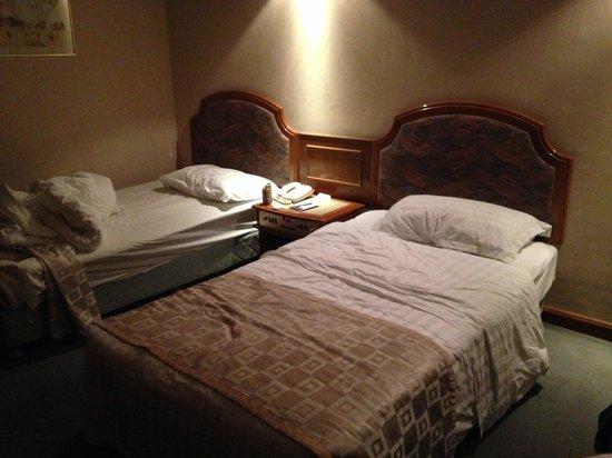 Beijing Scitech Hotel: номер