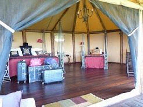 Kilima Camp: La Chambre 2