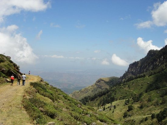 Ohiya, Sri Lanka: Trekking towards Devil's Staircase