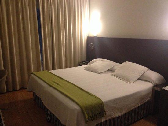 NH Savona Darsena: Il letto
