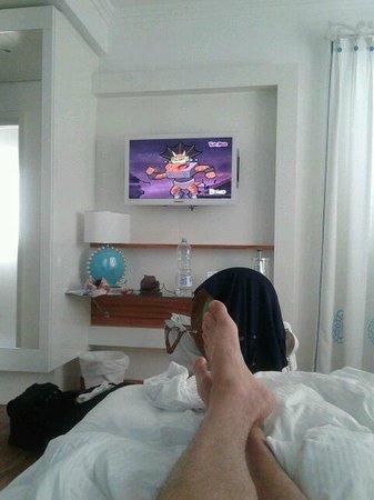 Piccolo Grand Hotel: Zimmer